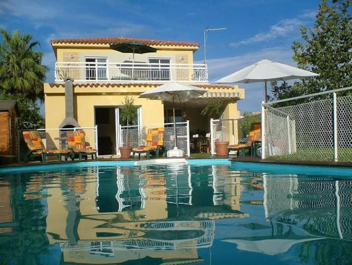 Villa 12 Persons Large Swimming Pool Very Comfort