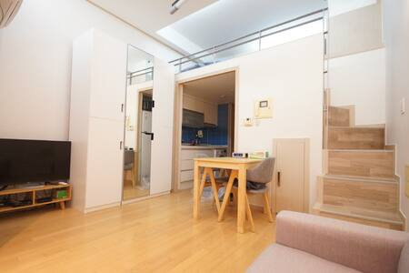 Comfort duplex studio in GANGNAM - Gangnam-gu