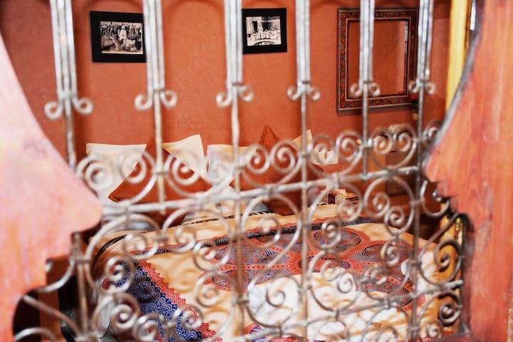 Room Yassmine in Riad Dar Marrakech