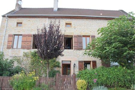 Maison familiale en Bourgogne du sud - Sassangy - Hus