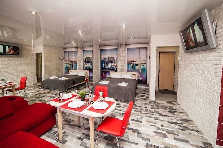 VIP Apartment-studio. Minsk center.