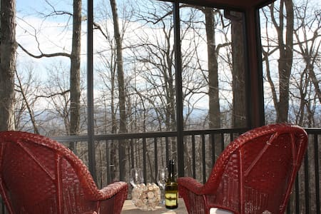 Mountain Top Retreat - Luray