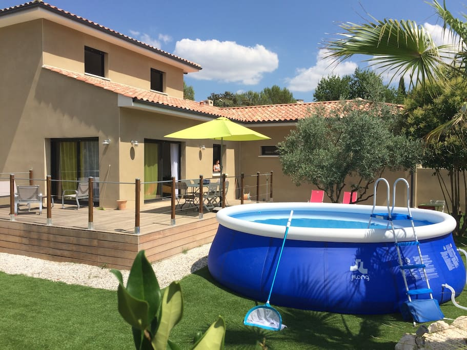 Location Villa Piscine Grande Motte