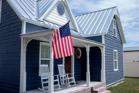 Historic Whitt Townsite Home