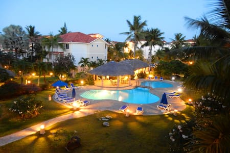 Luxury Beach Condo ~ Ocean Dream ~Central Cabarete - Cabarete