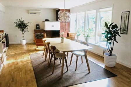 Spacious and modern villa in central Karlstad