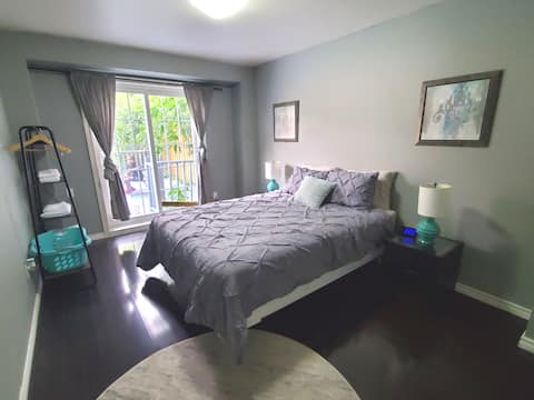Stay A While Suite | private space