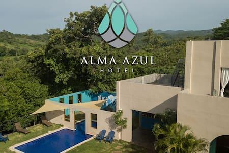 Signature Double Room - Hotel Alma Azul