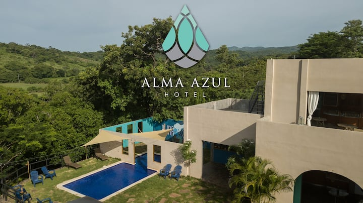 Signature Double Room - Hotel Alma Azul