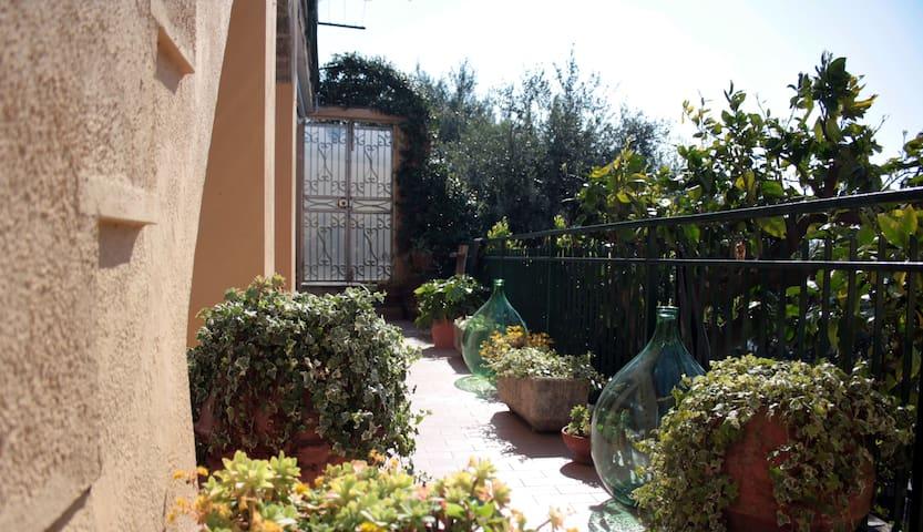 Casa Brezza Marina - Volastra - Hus