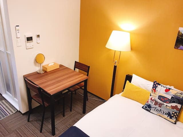 NEW OPEN!! Cozy room and Close to Gion !1-5 GN1