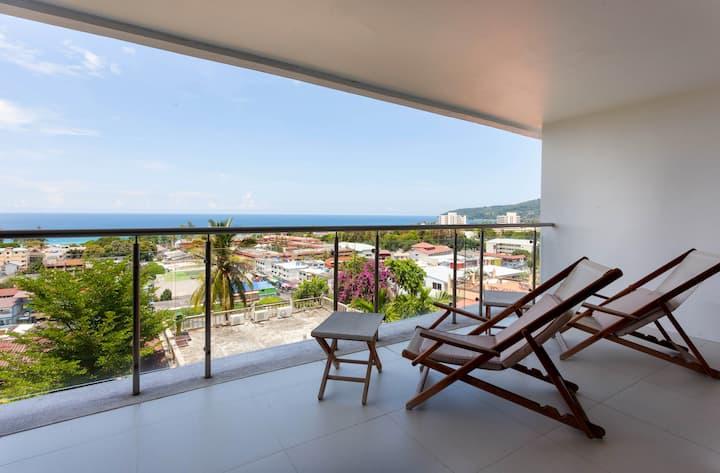 2-Bdr Western Condominium With Ocean View