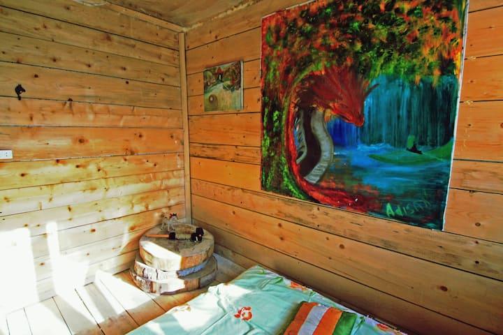 """Eco camping """"La Belle Verte"""""""