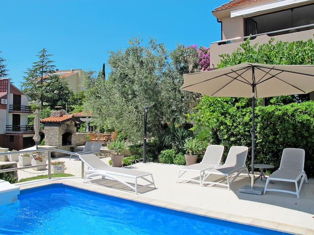 42 m² Holiday Apartment Barbara in city of Krk - city of Krk - Apartment
