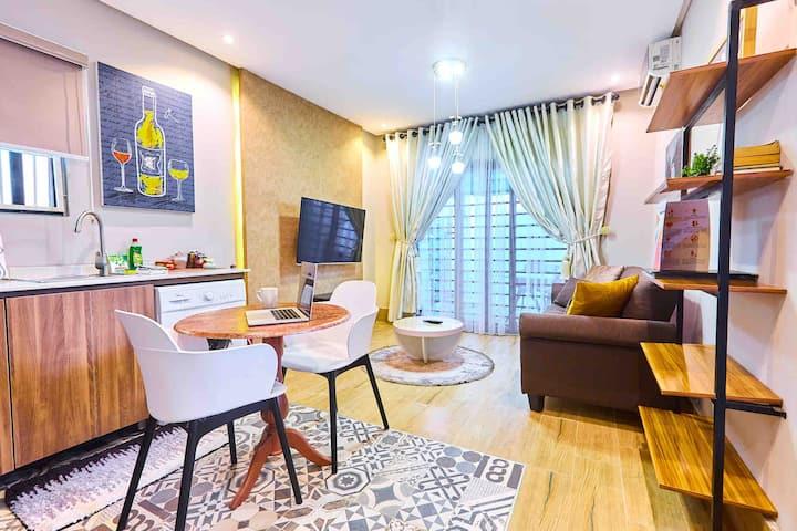 Abuja - Casa Apt by Pomona.  Millenaire Studio