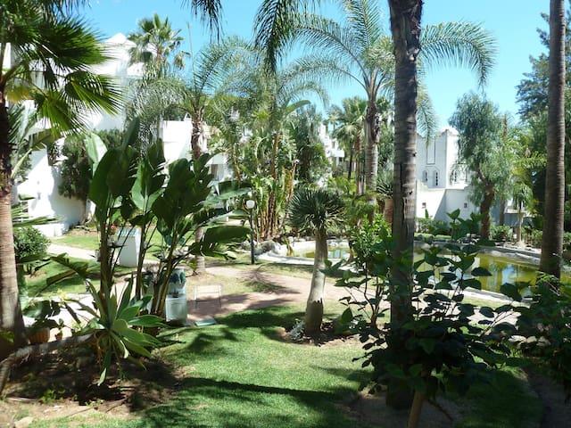 ..Exklusiv, modern und luxeriös.. - Marbella - Appartement
