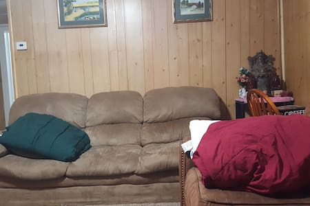 Couch for a crash - Fayetteville