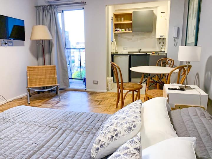 Comfortable and cozy studio apartment in Caballito