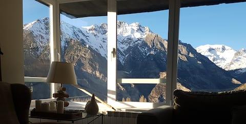Apartment 65m.Extraordinary views. WIFI