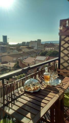 joli appart à Marseille - Marsiglia - Appartamento