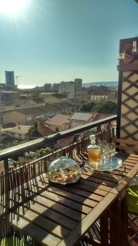 joli appart à Marseille - Marseille - Apartment