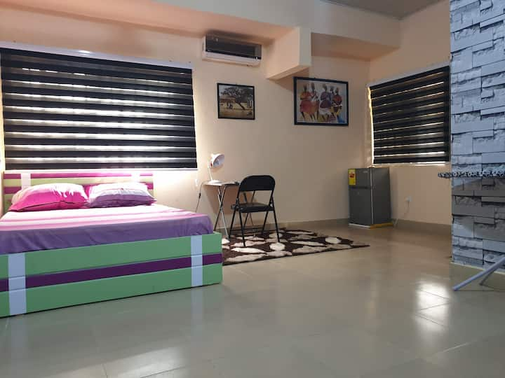 Virgin Apt / Furnished / City Center / Fast Wifi