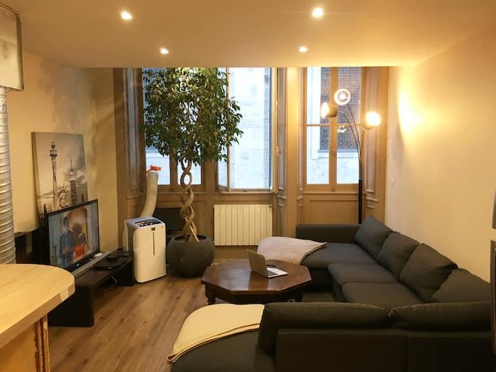 Superbe appartement de 55m2 au cœur de Besançon
