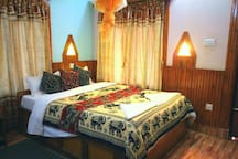 Deluxe room with Air Condition