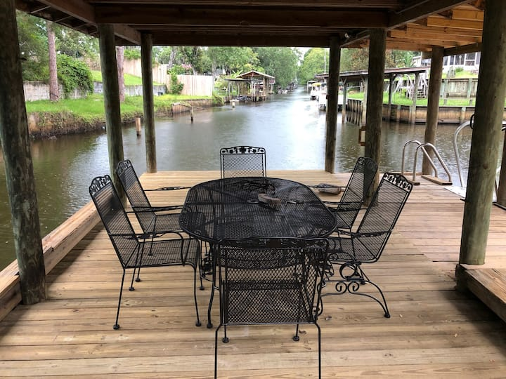 Waterfront off St.Johns River with Screened Pool