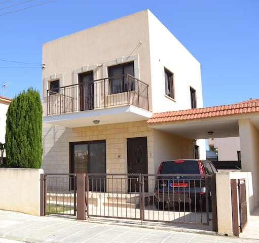 Villa With Private Pool, near Pyla, Larnaca.