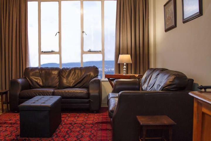 Pretoria East Apartment with a view