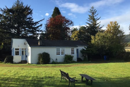 Scottish Highland Country Cottage - Evanton