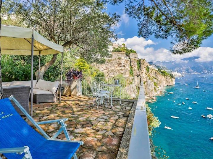 Villa a Amalfi ID 3967