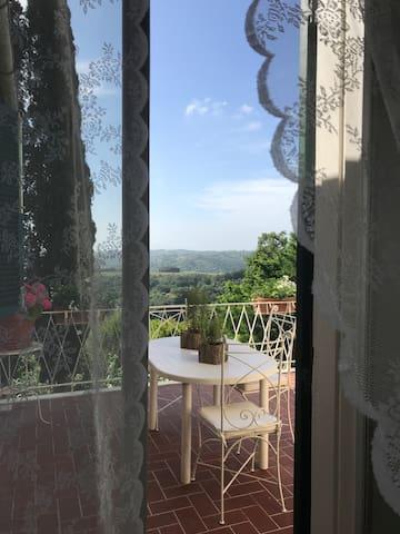 La Terrazza in Tuscany