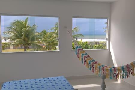 Casa de praia à beira-mar - Guaibim - Rumah