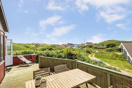 """""""Gammeldaws"""" sommerhus med havudsigt i Lønstrup"""