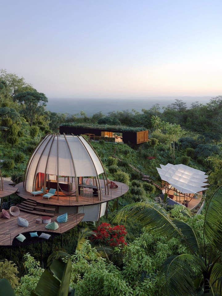 NEW exclusive pods CoCo 2 / ArtVillas Costa Rica
