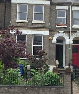 Charming large Victorian Terrace - Norwich - 独立屋