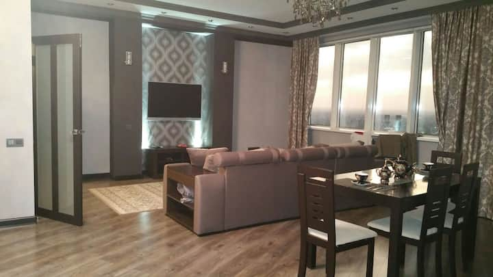 Exclusive Almaty Suite