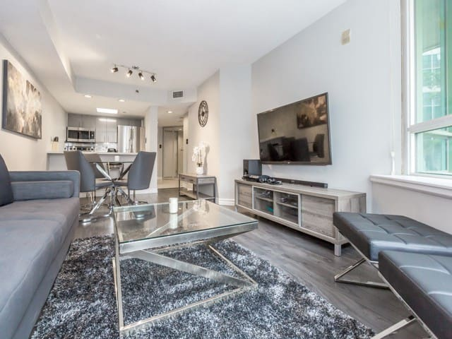 Luxury Modern Condo in Core Downtown Toronto