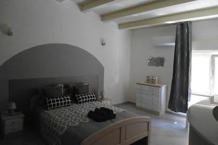 Toto Sicilian House, Chambre Aude