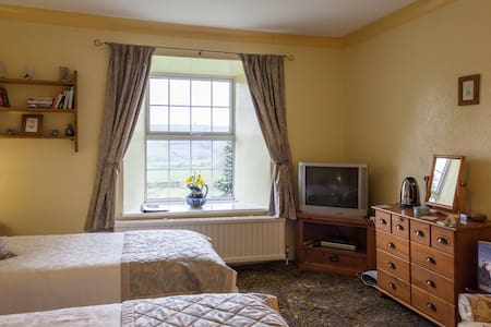 Newlands Hall farmhouse Weardale Daisy Room - Frosterley