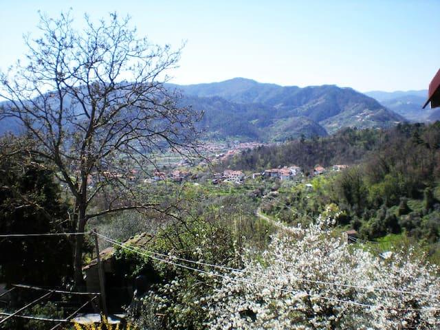Casadiborgo - Montebello di Mezzo - Huis