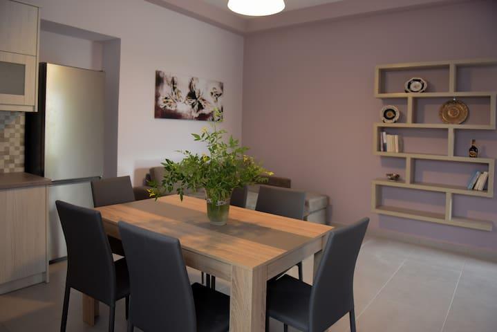 Villa << Τeta's House >>