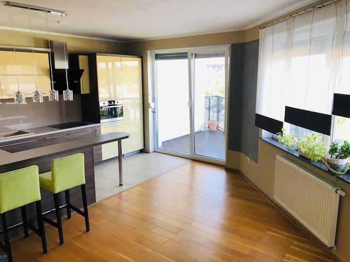 Mieszkanie/Apartment close to center, 51,6m2