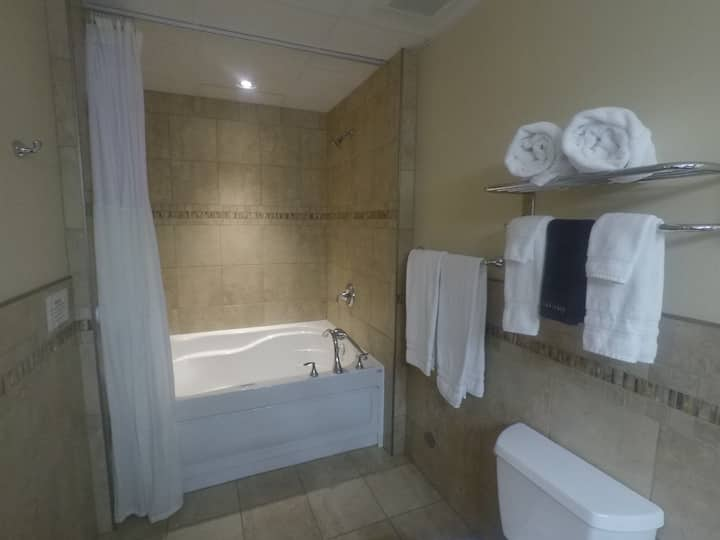 King Jacuzzi Suite - Historic Hotel