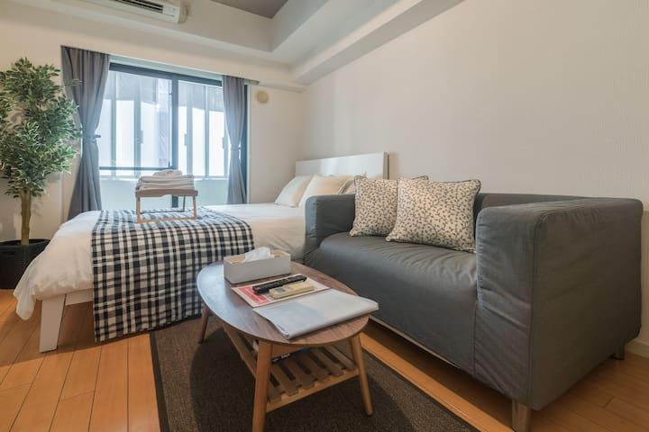 ◆Free WIFI◆Near Shinjuku! Luxury flat / #703