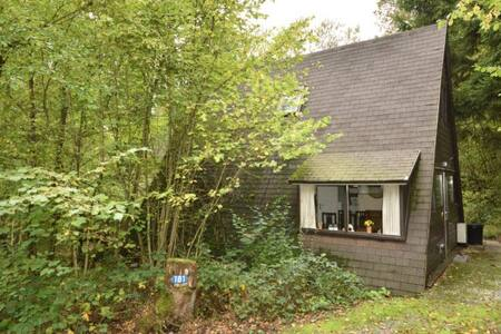 Bungalow 181 Durbuy Ardennes Amongst the Trees