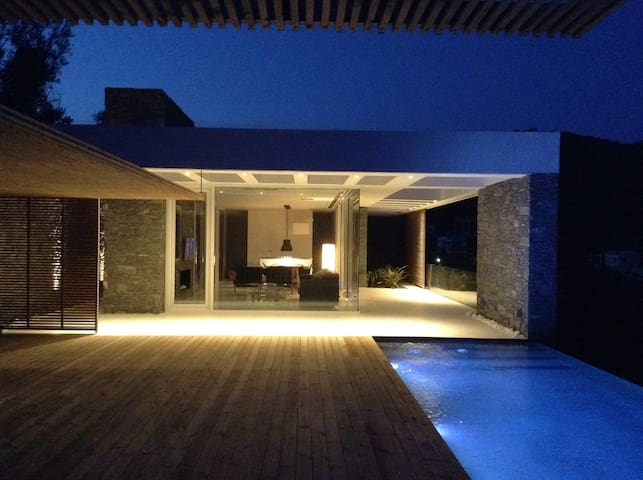 A-luxury villas/A for accommodation - Plomari - Villa