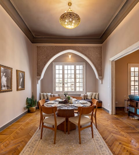 Exclusive 3BR at Downtown Cairo by Lemon Spaces